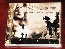 Xenomorph: Baneful Stealth Desire CD 2001 System Shock Records Germany IR-C-159