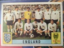 Panini WM Mexico 70 World Cup 1970 Rare unused cards 100% Original Int Version