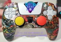 PS5 Controller Cover For with 2 pcs Colors Thumb Grip of Choice - Variant 1