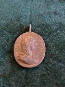 17th Century Religious Medallion