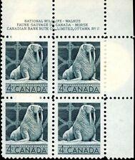 Canada PB#335 - Walrus (1954) 4¢