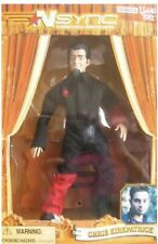 Chris Kirkpatrick Nsync Collectible Marionette Doll 2000 By Living Toys Nib
