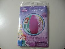 "20"" Inflatable Beach Ball, Disney Princess, Brand New & Sealed for ages 3+"