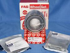 7LO 498 287 WHEEL BEARING KIT FAG BRAND PORSCHE CAYENNE / VW TOUAREG / AUDI Q7
