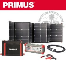 Primus Sunpower 120 Watt Solar Mat Kit - With 12v Digital Inline Controller 6 Pa