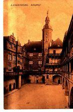 Langenburg AK alt Schlosshof Baden-Württemberg 1502294
