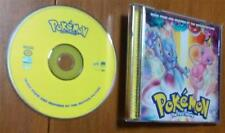 Pokemon - The First Movie - Music From and Inspired by The Motion Picture - CD