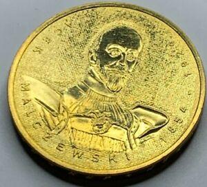 Poland 2003 MALCZEWSKI 2 Zlote/ Nordic-gold coin UNC !!NO RESERVE!! !!(R2A5)