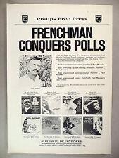Paul Mauriat PRINT AD - 1969