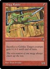 MOGG RAIDER Tempest MTG Red Creature — Goblin Com