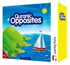 Quranic Opposites Puzzles (2nd Edition)