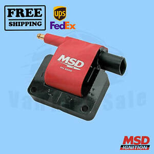 Ignition Coil MSD for Plymouth Acclaim 91-1995