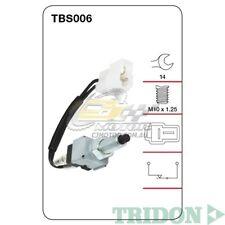 TRIDON STOP LIGHT SWITCH FOR Toyota Cressida 02/81-12/84 2.8L(5M-E) 12V