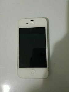 Apple iPhone 4 - 8GB - White (Unlocked) A1349