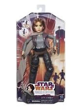 Star Wars Forces of Destiny Jyn Erso Rogue One 11 Inch Adventure Figure - New