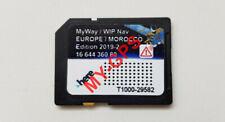 2019-2 CITROEN PEUGEOT SD CARD GPS UPDATE  EUROPA UK MAPS RNEG WIPNAV MYWAY 2020