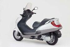 Coprisella specifico per scooter Honda Foresight 250 realizzato in similpelle ri