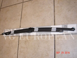 BMW F10 5-Series Genuine Front Window Windshield Wiper Blade Set NEW 528i 535i