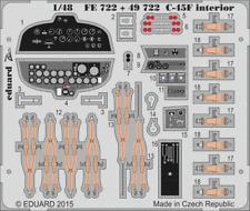 Eduard Zoom FE722 1/48 Beech C-45F/UC-45F ICM