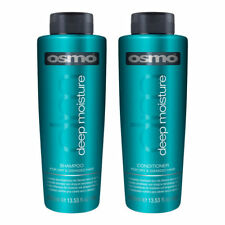 OSMO DEEP MOISTURE DUO SHAMPOO & CONDITIONER 400ml dry damaged hair