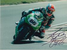 Tom Sykes Hand Signed 8x6 Photo - BSB Autograph.