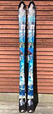 New listing Vintage 90s SEALED NOS K2 Downhill Skis Still in Original Shrink Wrap 114mm