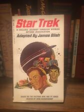 STAR TREK Adapted by James Blish 1967 DOC