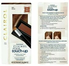 Clairol Temporary Root Touch-Up Concealing Powder Red Roux Instantly Cover Roots