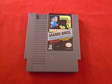 Original Mario Bros. Arcade Classic Series (Nintendo NES) game WORKS! Brothers