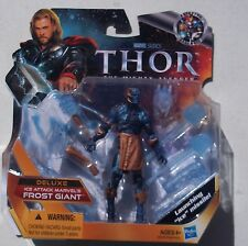 THOR DELUXE MINI. ICE ATTACK FROST GIANT. NEW ON CARD