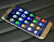 New Verizon Overstock Samsung Galaxy S7 Edge SM-G935V 32GB Gold Platinum