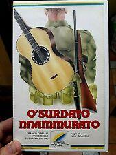 O' SURDATO NNAMMURATO ( NINI' GRASSIA - 1983 )# VHS - EX NOLO - GENERAL BIG BOX#