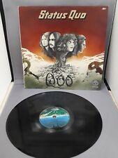 Status Quo - Quo, vinyl LP record, very good condition