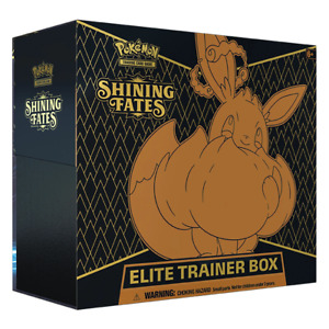 Pokemon TCG Elite Trainer Box Shining Fates