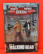 McFarlane Toys AMC The Walking Dead Daryl & Merle Dixon Series 4 Two Pack