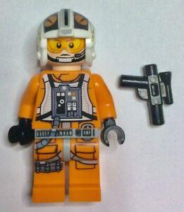 Lego Star Wars Minifigures - Rebel Pilot X-Wing