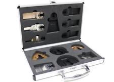 Conjunto de herramienta de múltiples hojas de tiburón se ajusta Dewalt Bosch Worx Milwaukee Fein Multimaster