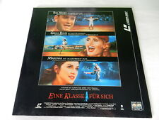 Eine Klasse für sich - PAL - Deutsch - Laserdisc !