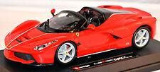 Bburago 1 24 70th aniversario la Ferrari aperta modelo fundido