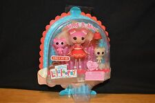 NEW MINI LALALOOPSY VELVET B. MINE Doll Target Exclusive Valentines Sealed