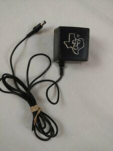 + Texas Instruments AC-9175 Power Supply  60Hz 12W Calculator Ti 500mA 5.4DC