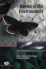 Genes in the Environment: 15th Special Symposium of the British Ecological Socie