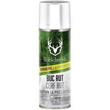 Buck Bomb Buc Rut Synthetic Aerosol