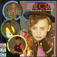 Culture Club - Colour By Numbers + 5 [New CD] Holland - Import