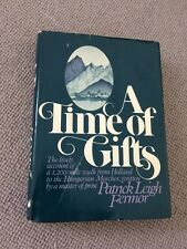 Patrick Leigh Fermor A TIME OF GIFTS hardback 1/1 1st Harper & Row 1977 US rare