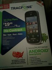Samsung Galaxy Centura Android Prepaid Phone (TracFone)  Brand New Oem Retail