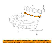 FORD OEM Rear Bumper-Center Support 6G1Z17D942A