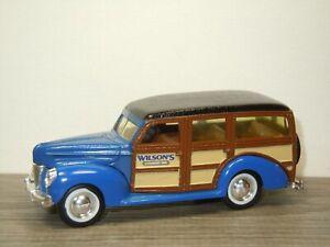 1940 Ford Woody Station Wagon - ERTL 1:43 *52162