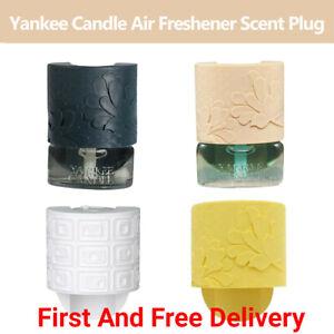 Yankee Candle Air Freshener Scent Plug In Base Unit White Black Cream Yellow