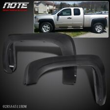 FACTORY STYLE FENDER FLARES STANDARD CAB & EXTENDED CAB For 07-13 SILVERADO 1500